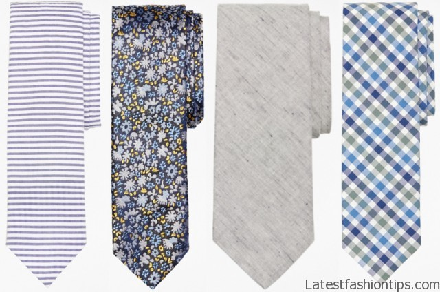 The Best Men's Ties You Need This Summer