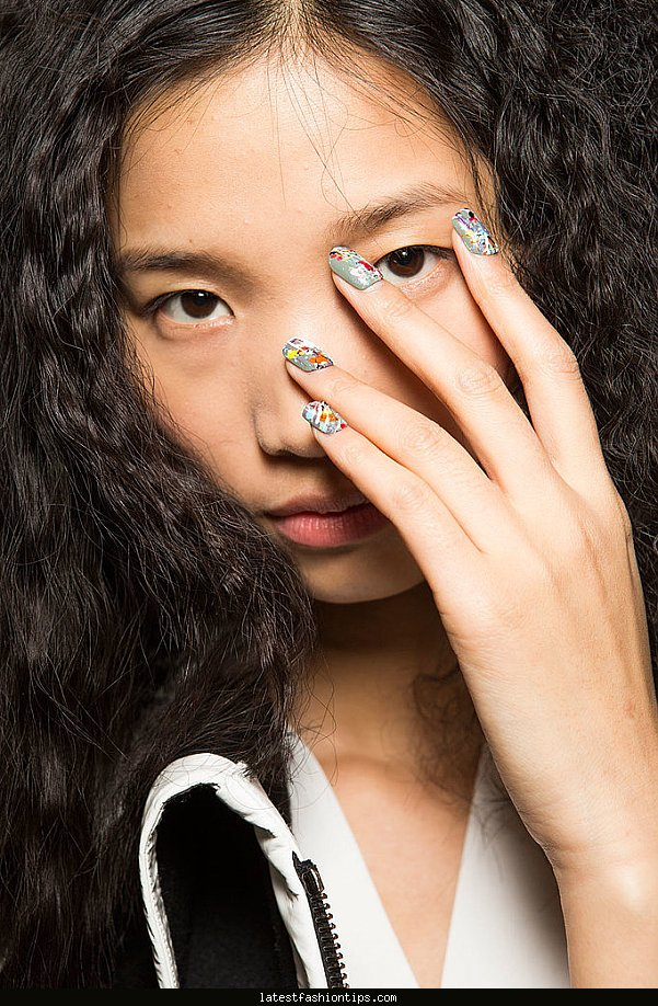 Nail color for june 2016 - LatestFashionTips.com ®