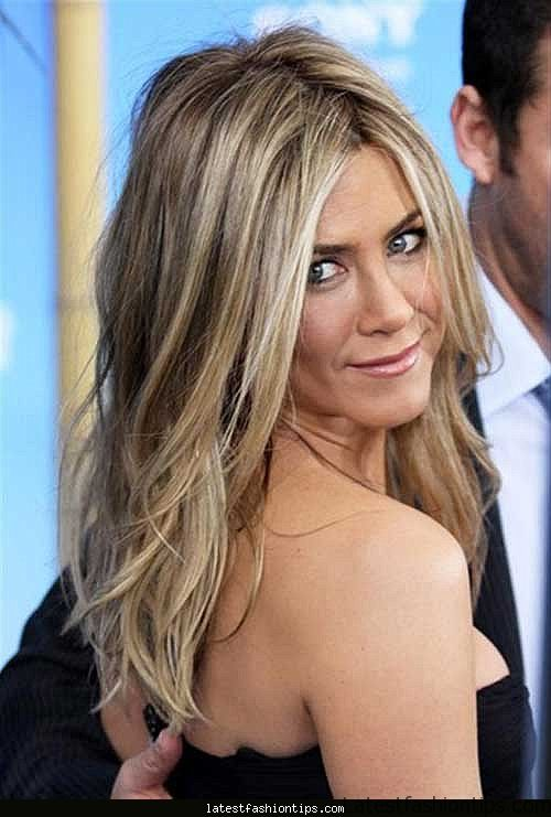 Long Hairstyles Highlights Latestfashiontips