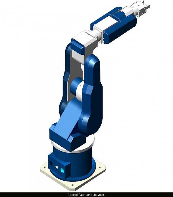 Diy 6 Axis Robot Arm Latestfashiontips Com