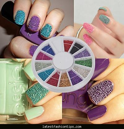 Nail art essentials - LatestFashionTips.com ®
