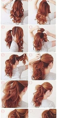 hair-on-pinterest-bangs-pony-tail-braids-and-round-faces
