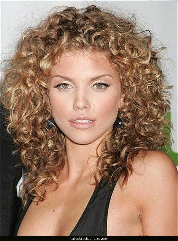 Haircut Styles For Curly Hair Adorable Medium Haircuts With Curly Hair  Latestfashiontips ®
