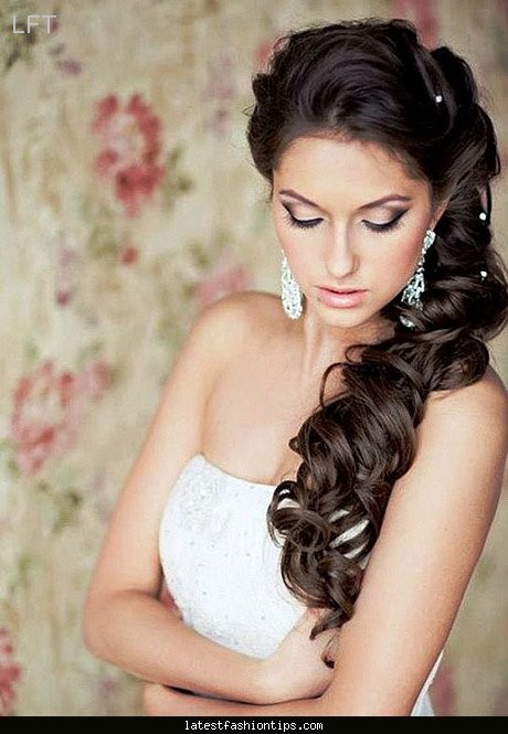 Hairstyles for quinceaneras with long hair  Latest - Hairstyles For Damas In Quinceaneras