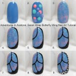 12 Easy Nail Art Tutorial Ideas to Try-0