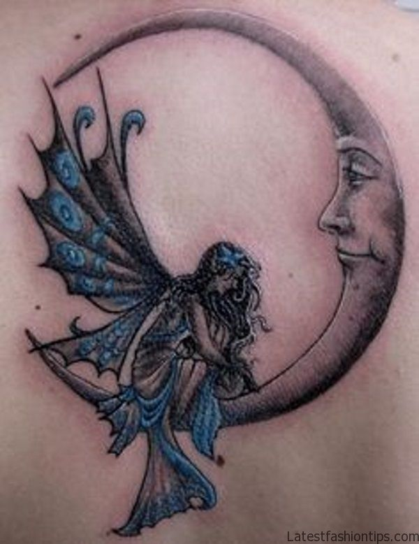 14 Whimsical Fairy Tattoo Design Ideas-0