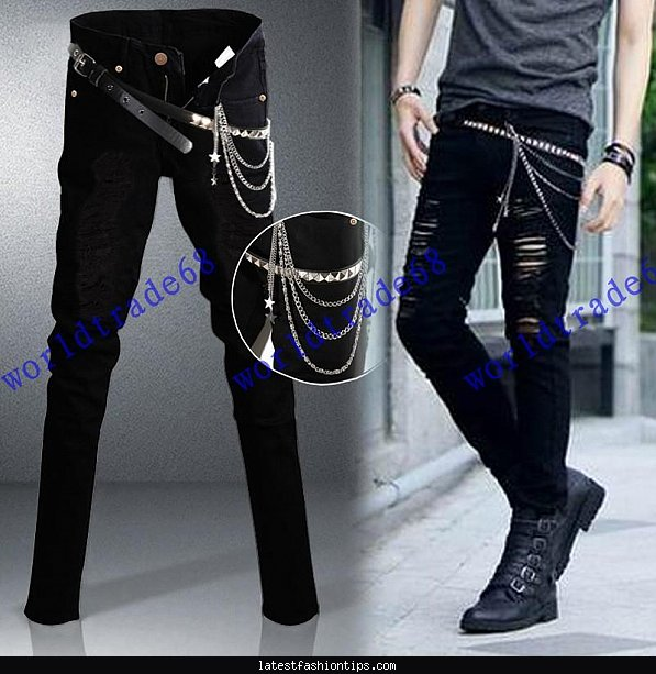 MENS FASHIONBEST MENS JEANS DENIM PANTS