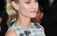 Diane Kruger's Tight Tresses