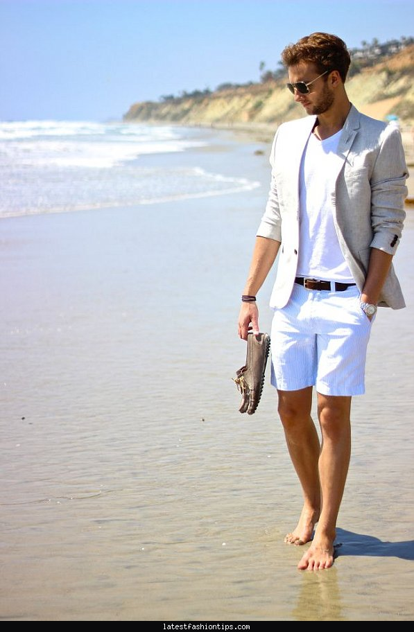 Mens Beach Fashion