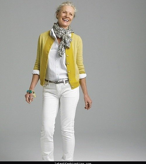 Fashion For Women Over 50 Latest Fashion Tips