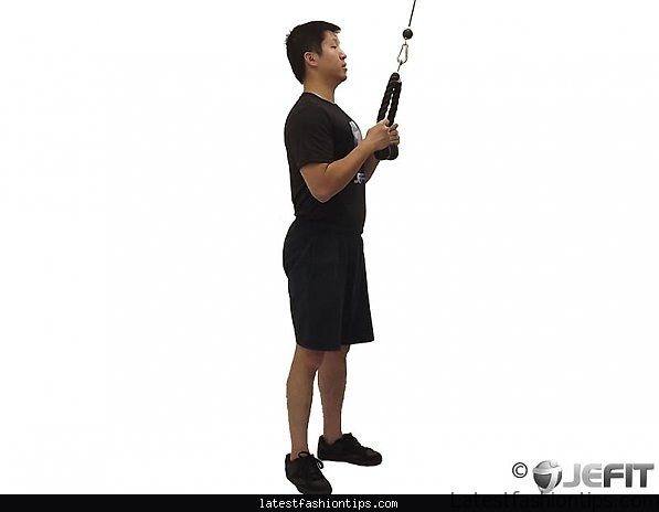 cable-rope-triceps-pushdown-exercise-database-jefit-best-