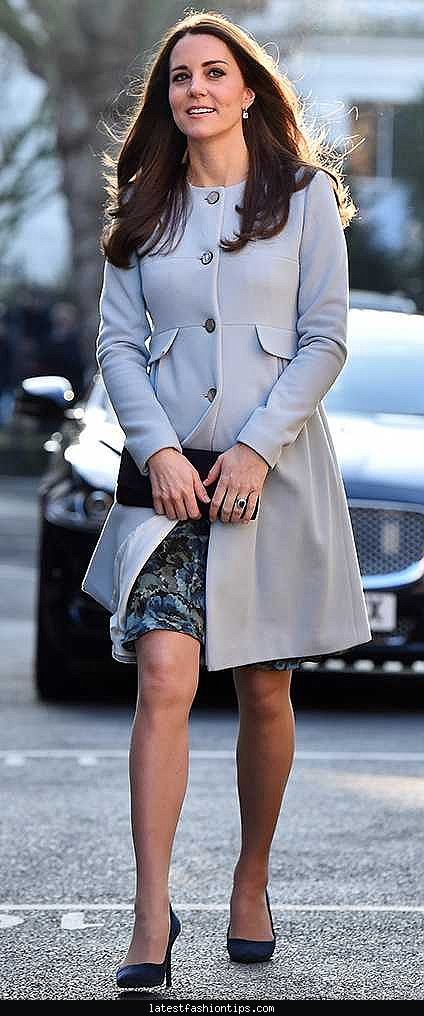 Fashion Style Kate Middleton 2016
