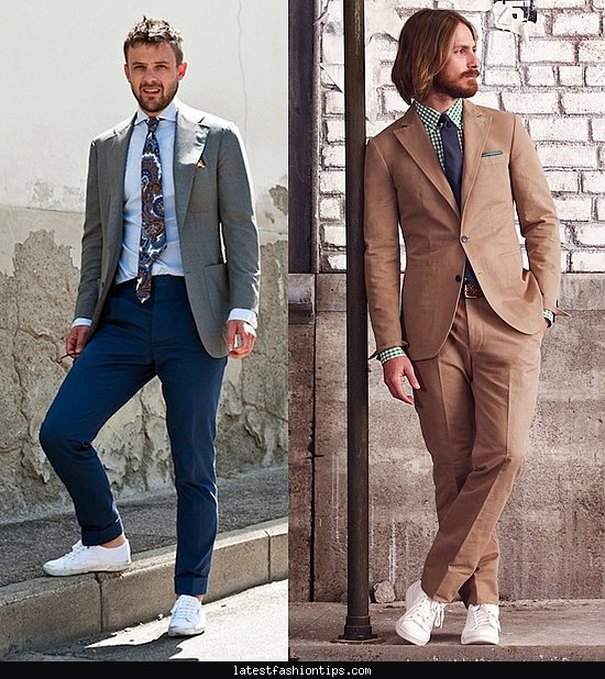 sneaking-a-pair-of-sneakers-with-the-smart-suit-lldesignroom