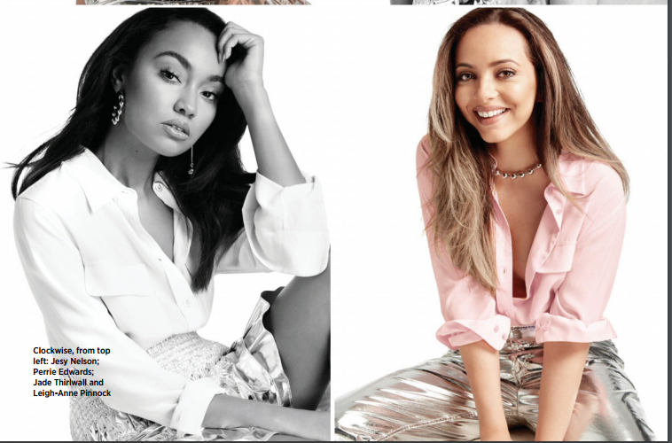 Jade Thirlwall and Leigh-Anne Pinnock (2)