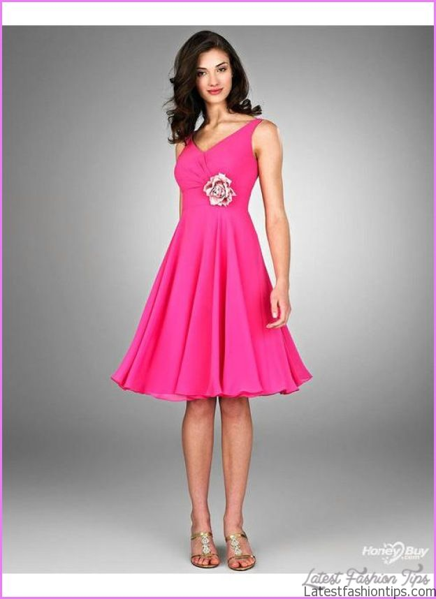 ... > Occasion > V Neck Knee Length Design Your Own Prom Dresses