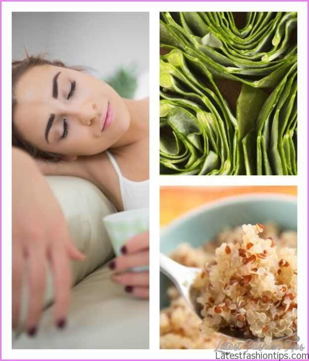 ... Sleep Problems with Diet: Best and Worst Plant-Based Foods for Sleep
