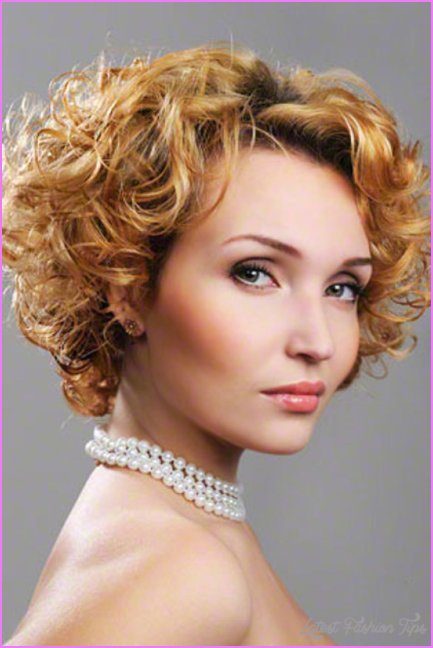 Fashion Hairstyles For Curly Hair