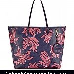 Draper James Printed Tennessee Tote as seen on Reese Witherspoon