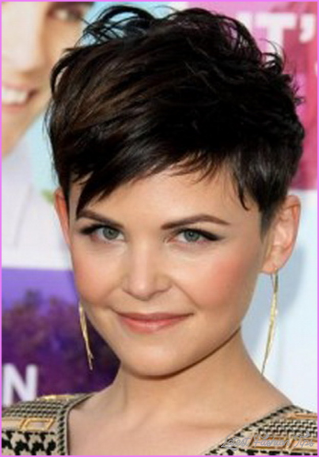 Cute short haircuts for round faces Latest Fashion Tips