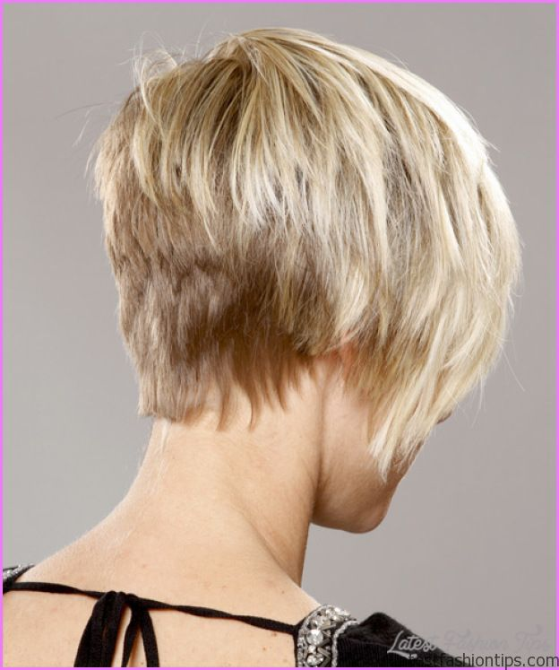 Long Pixie Haircut Back View Latestfashiontips Com