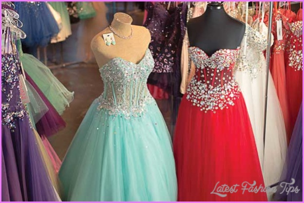 prom dresses in vaughan mills