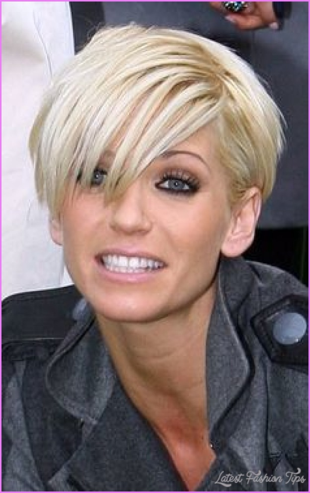 Sarah Harding Hairstyle Pictures Latestfashiontips Com