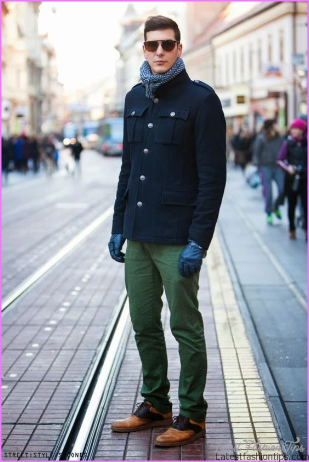 Men's Fashion Tips for the Winter Seasons ...