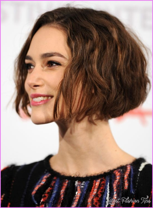 Pictures Of Chin Length Layered Bobs Latestfashiontips Com