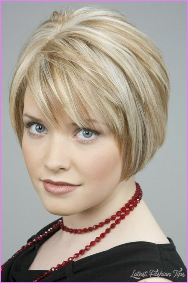 short hairstyles for women over 50 with fine hair short
