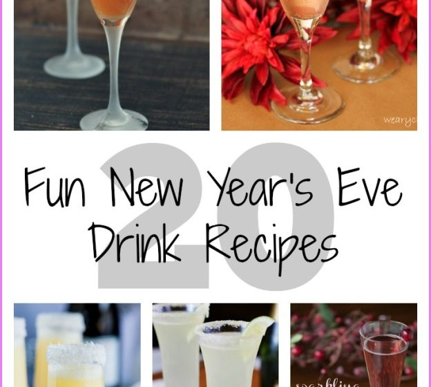 Cocktail Recipes For New Year 39 S Eve Latest Fashion Tips