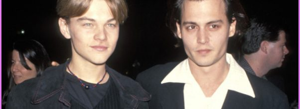 Johnny Depp used to torture Leo DiCaprio during What's Eating ...