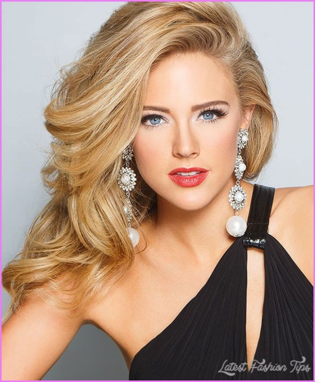 Pageant Hairstyles Latest Fashion Tips