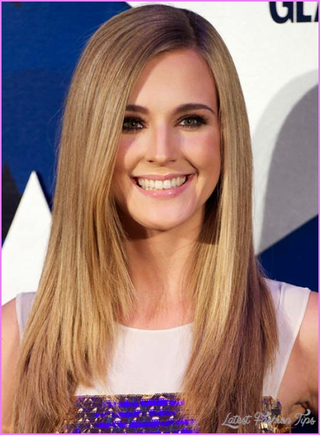 Straight Hairstyle Latest Fashion Tips