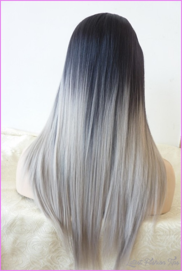 Faded Hair Color 28 Images Fading Hair Color Trend