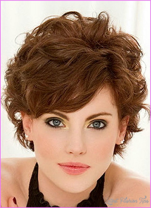 Haircut Styles For Thick Wavy Hair - LatestFashionTips.com ®