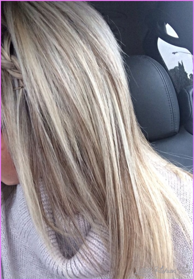 Highlight And Lowlight Ideas For Blondes