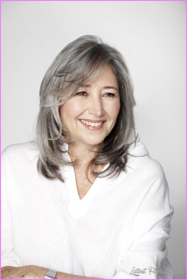 Layered Hairstyles Older Women - LatestFashionTips.com ®