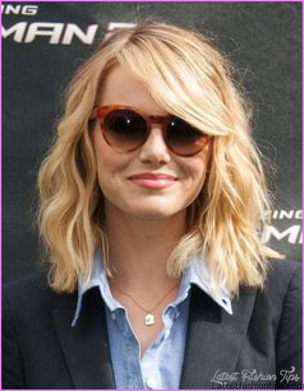 Medium Length Asymmetrical Haircuts Latestfashiontips Com