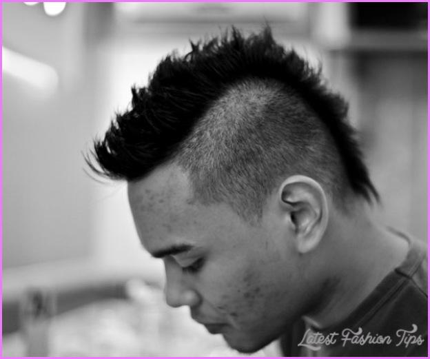 Mohawk Hairstyles Latestfashiontips Com