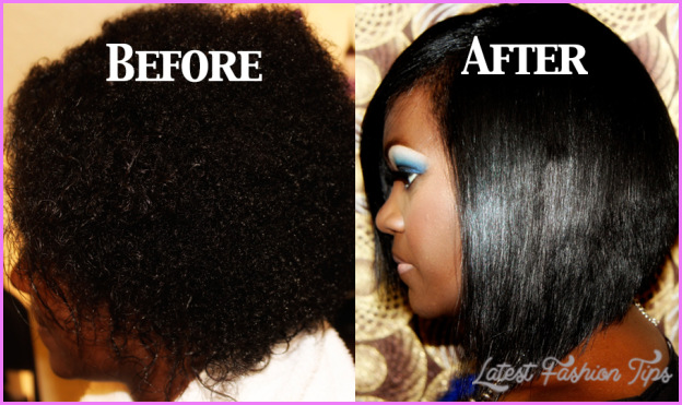 Natural Hair Straightener For Black Hair