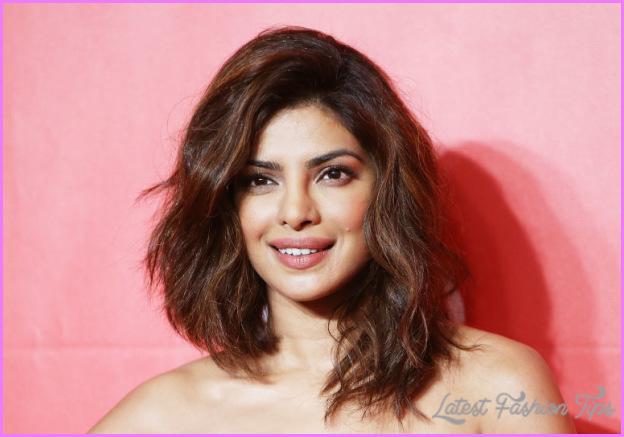 Priyanka Chopra Short Haircut - LatestFashionTips.com