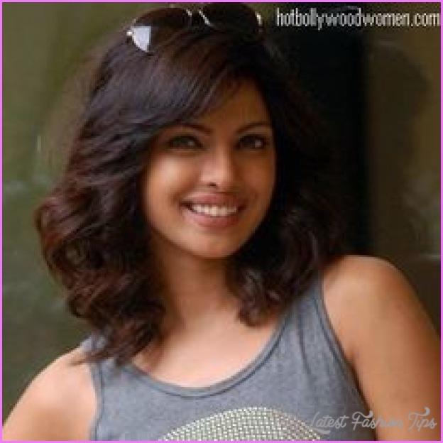 Priyanka Chopra Short Haircut Latestfashiontips Com