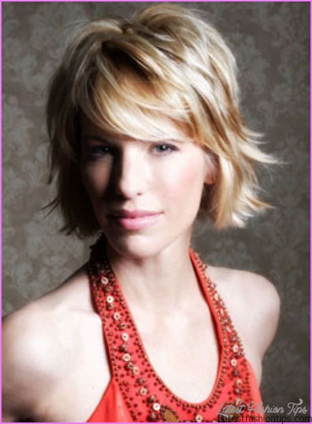 Short Choppy Haircuts For Women Over Latest Fashion Tips