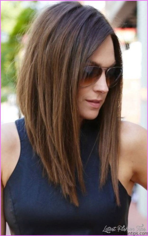 Short Hairstyles For Round Faces Archives Latestfashiontips