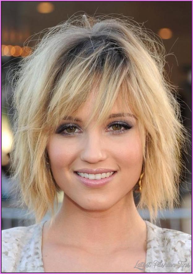 Short To Medium Hairstyles Latest Fashion Tips