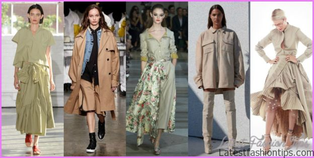 Upcoming Fashion Trends 2017