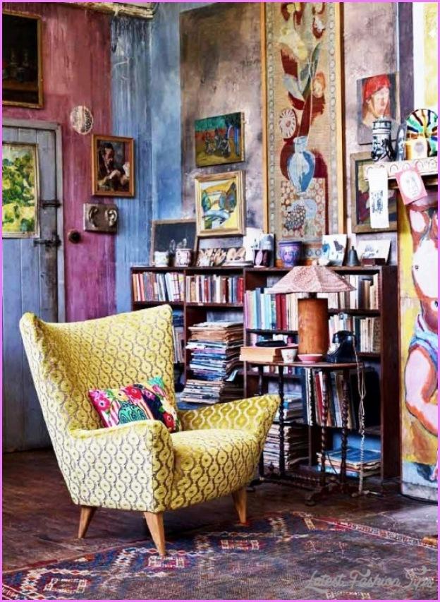 Http Www Latestfashiontips Com 10 Bohemian Home Decor Ideas