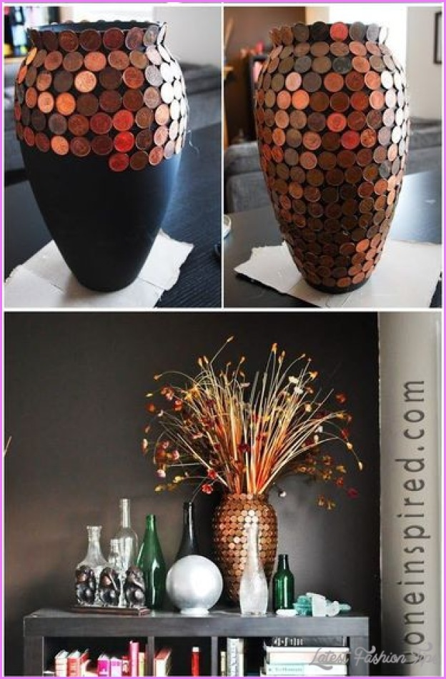 home crafting ideas 10 home decorating craft ideas latestfashiontips 2191