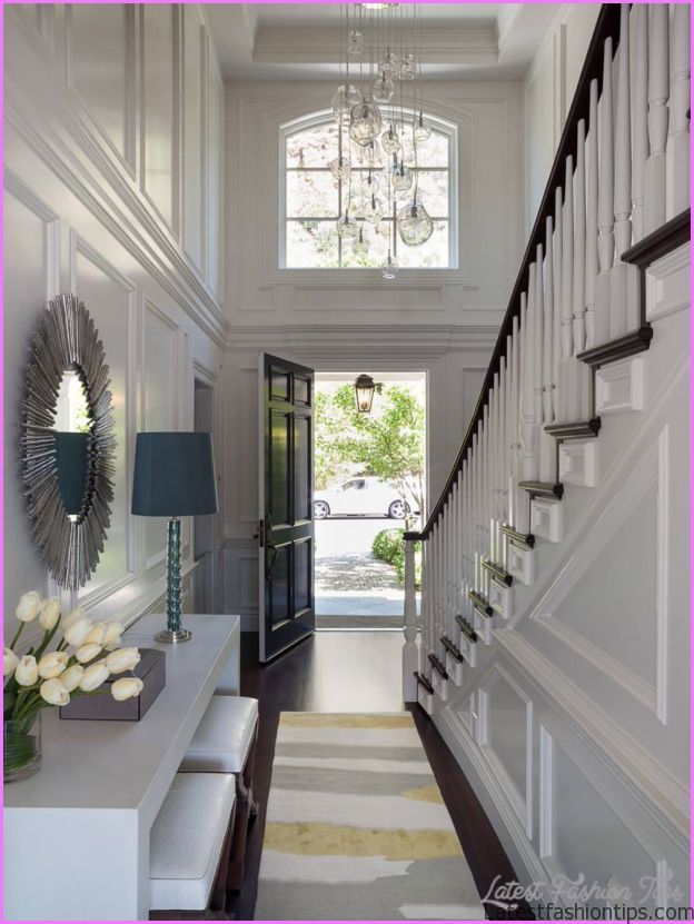 10 Home Entryway Decorating Ideas Latest Fashion Tips