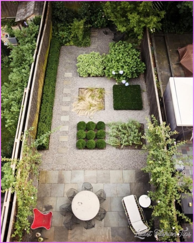 10 Small Gravel Garden Design Ideas - LatestFashionTips.com on Patio And Gravel Garden Ideas id=38529